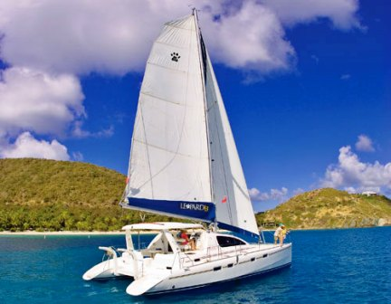 Catamaran Windspirit Caribe in Los Roques
