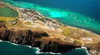 Los Roques in the Caribbean