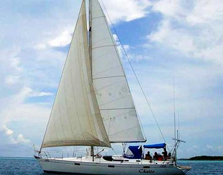 Sailboat Chaito in Los Roques